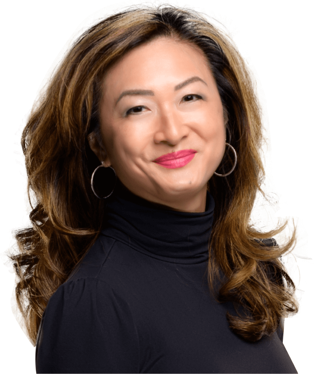 Theresa Bilingual Voice Actor Client Headshot